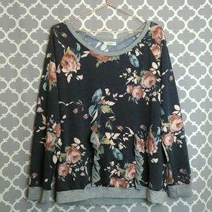 Promesa Floral Sweatshirt